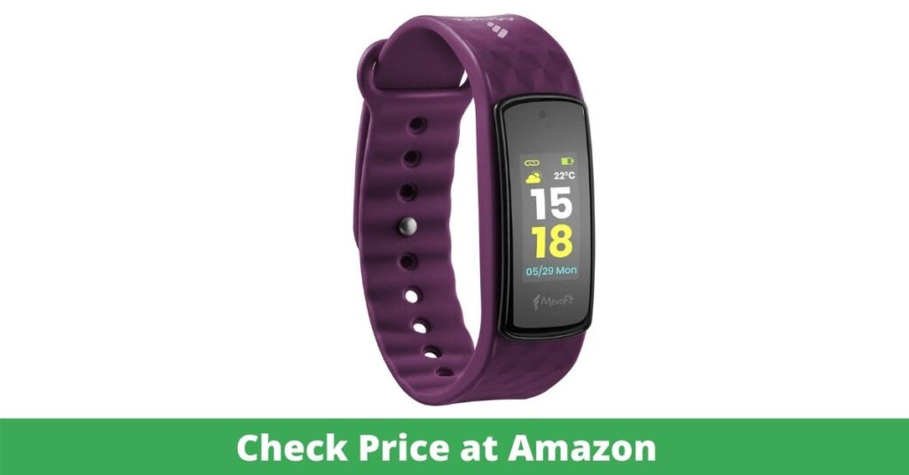 MevoFit Bold HR Fitness Band & Smart-Fitness-Watch