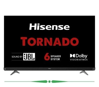 Hisense 55 inches 4K Ultra HD Smart Android TV