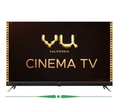Vu 43 inches 4K Ultra HD Cinema Android Smart LED TV