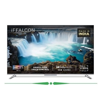 iFFALCON 43 inches 4K Ultra HD Smart Certified Android LED TV